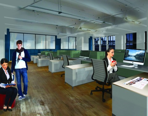 NYU:Poly JAY STREET INCUBATOR OFFICE SPACE