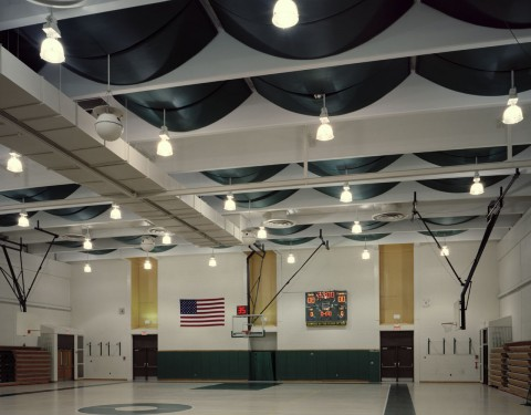 RARITAN VALLEY COMMUNITY COLLEGE, GYMNASIUM