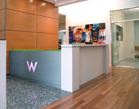 W HOTEL SALES OFFICE