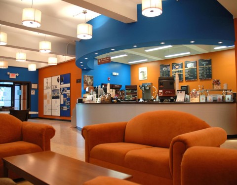STEVENS INSTITUTE OF TECHNOLOGY, LIBRARY CAFE