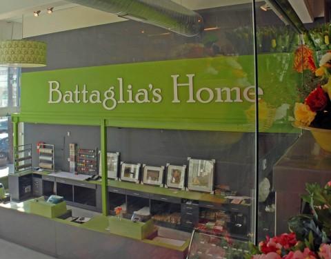 BATTAGLIA'S HOME