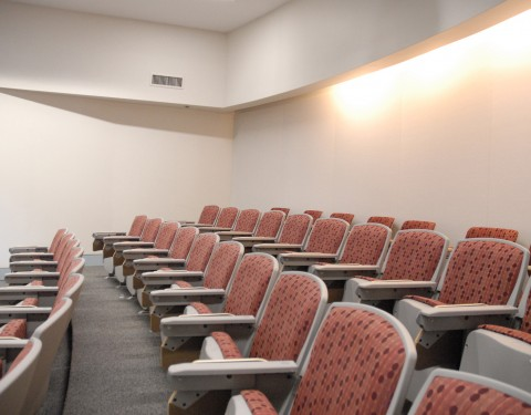STEVENS INSTITUTE OF TECHNOLOGY, CARNEGIE LECTURE HALL